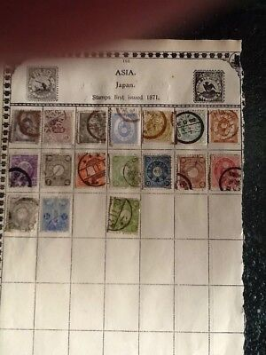 Stamps Japan