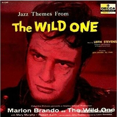 The Wild One (Dark Red Vinyl) - LEITH STEVENS / SHORTY ROGERS / ORIGINAL SCORE [