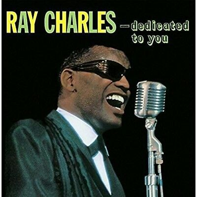 Dedicated To You - RAY CHARLES [LP]