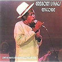 Encore - GREGORY ISAAC [LP]