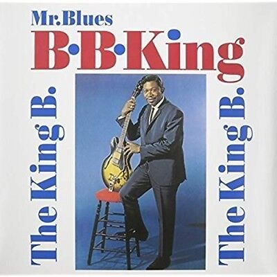 Mr. Blues - B.B. KING [LP]