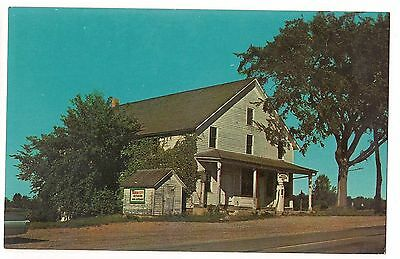Country Store Museum Langdon Hubbard Huron City MICHIGAN MI Postcard FREE SHIP
