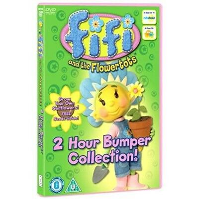 Fifi And The Flowertots: 2 Hour Bumper Collection! [2x DVD]
