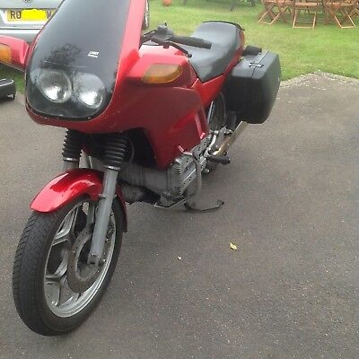 BMW K100RS Motorcycle Rare Sprint fairing model  Project - Spares - Repair