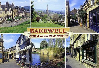 Bakewell : Capital of The Peak District.
