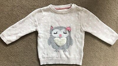 Girls Jumper 9-12 Months