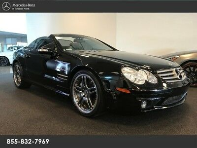 2006 Mercedes-Benz SL-Class Base Convertible 2-Door 2006 SL65 AMG, ONLY 13K MILES!!! CAR IS IMMACULATE! WARRANTY!!!!