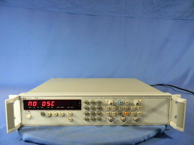 Agilent 5334B Frequency Counter With Option 060 30 Day Warranty