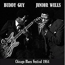 Chicago Blues Festival - BUDDY GUY & JUNIOR WELLS [LP]