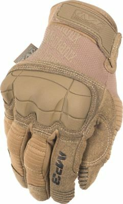 Mechanix Wear M-Pact 3 Coyote Brown Tactical Military Gloves Handschuhe