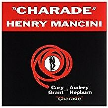Charade (Red Vinyl) - HENRY MANCINI [LP]