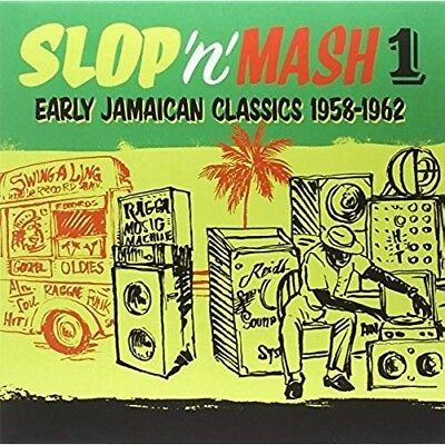 Slop 'n' Mash 1 - Early Jamaican Classics 1958-196 - VARIOUS ARTISTS [LP]