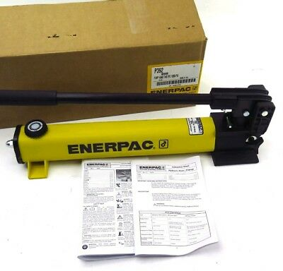 """Enerpac P392 Hydraulic Pump Two Speed 10,000 Psi 3/8"""" NPT"""