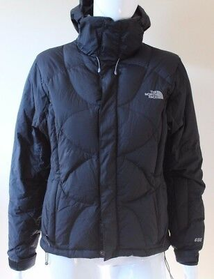The North Face womens 600cuin Down Puffa Winter Ski Jacket hoooded size XS-S