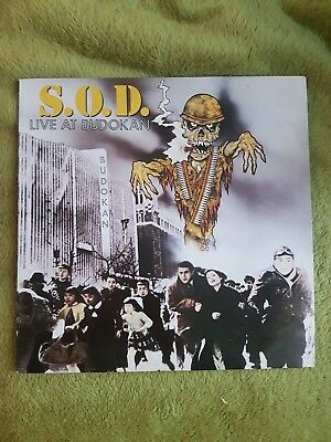 S.O.D..stormtroopers of death..live at budokan lp