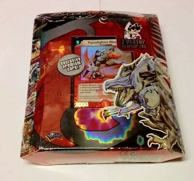 Duelmasters~2 Player Starter Set (Trading Card Game) *FACTORY CELLOPHANE SEALED*