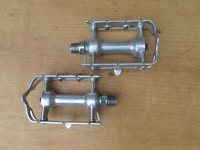 Campagnolo Gran Sport Vintage Pedales Velo Course Road Racing Bicycle Pedals