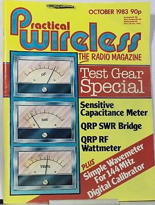 Practical Wireless - Oct 1983 - Test Gear Special - Digital Calibrator