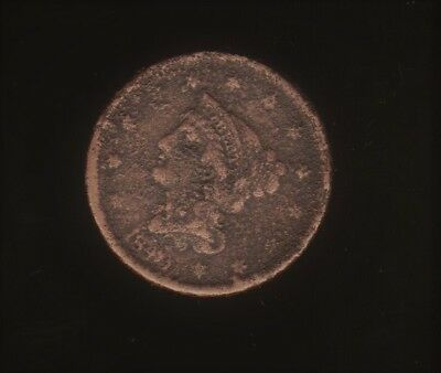 1840 Large Usa Penny--  Free Shipping