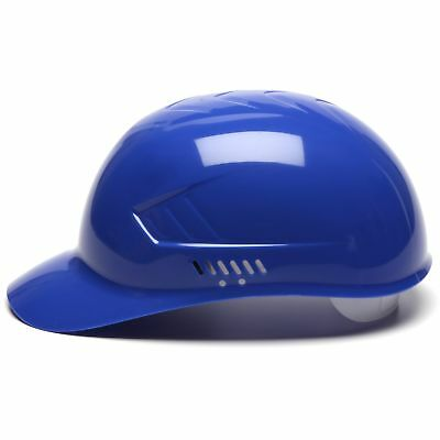Pyramex Bump Cap with 4 Point Suspension, Blue