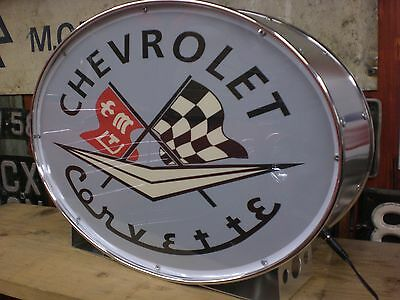 chevrolet,corvette,stingray,V8,yank,classic,mancave,lightup sign,garage,workshop