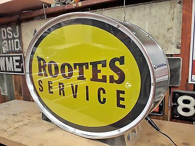 Rootes,sunbeam,commer,illuminated,mancave,lightup sign,garage,workshop