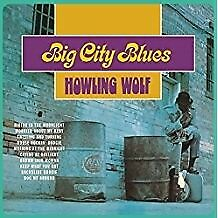 Big City Blues - HOWLIN' WOLF [LP]