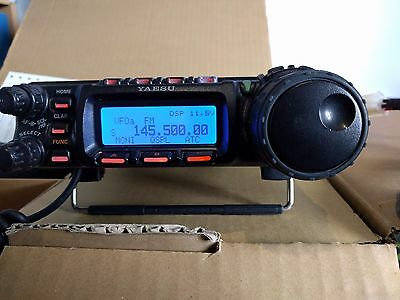 Yaesu FT-857D FT857D HF - 6M 2M & 70cms Mobile All Mode Transceiver Boxed