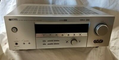 Yamaha HTR-5750 HTR5750 Natural Sound AV Receiver Tested EJG-121