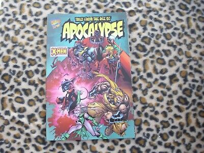 Tales From The Age Of Apocalypse. X-Men