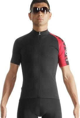 Assos Mille Evo7 S/s Jersey National Red L Neu