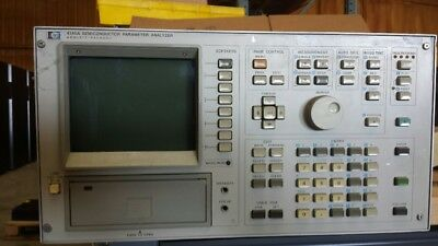HP 4145A Semiconductor Parameter Analyzer For Parts