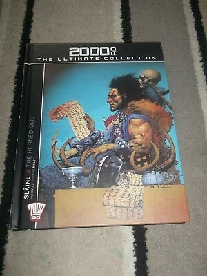 2000 AD Ultimate Collection - Issue 1 - Slaine: The Horned God