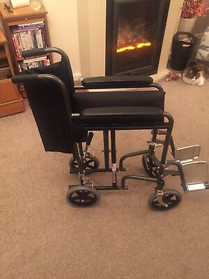 Betterlife lightweight folding Wheelchair immaculate condition
