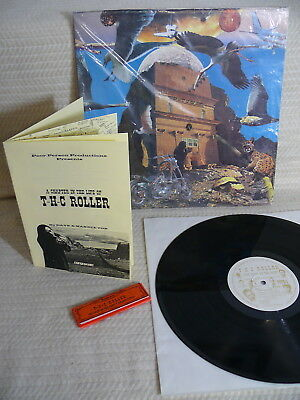 T-H-C Roller This must Be The Joint  Mega Rare 1994 Private Press 448/500 Copies