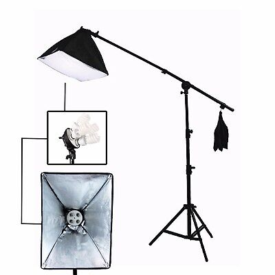900w Photo Video Continuous Studio Boom (Hair) Light (Daylight/Fluorescent)