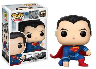 Funko POP! - Movies: DC Justice League - Superman Figur