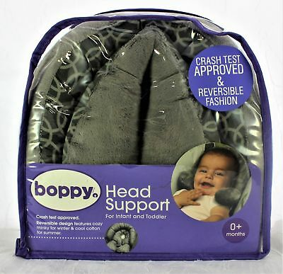 Boppy Infant to Toddler Head and Neck Support Gray