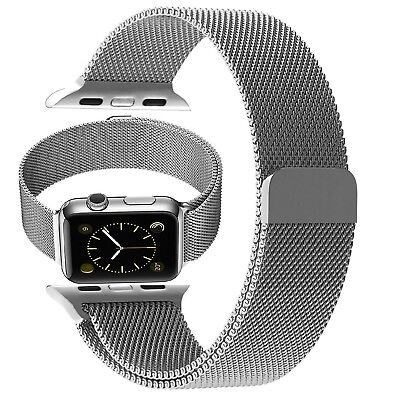 iWatch Milanese Loop Stainless Steel Bracelet Strap BAND for Apple Watch 42mm