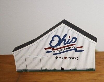 Cat's Meow Shelf Sitters - Assortment of OHIO Pieces - YOU PICK!