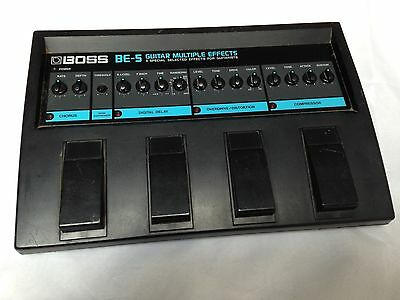 Vintage Boss BE-5 Multiple Guitar Effects Processor