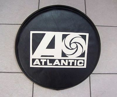 Record Label Scooter Wheel Cover
