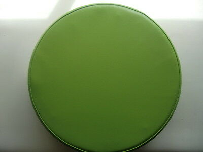 Plain Lime Green Scooter Wheel Cover