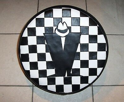 Madness/Check Scooter Wheel Cover