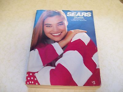 Sears Catalog 1992 Annual & 1993 Spring/summer