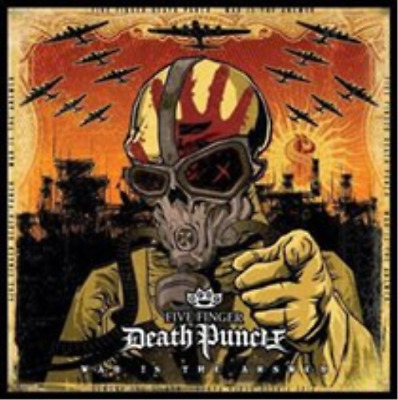 Five Finger Death Punch-War Is the Answer  CD NEUF