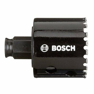 """Bosch HDG2 2""""inch Diamond Grit Hole Saw New Free Shipping !"""
