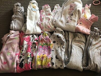 Baby Girls Bulk Winter Size 0 Clothes