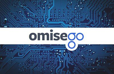 1 OmiseGO (OMG) direct to your wallet! Great investment opportunity!