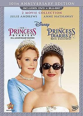 Princess Diaries: Two-Movie Collection ( Blu-ray